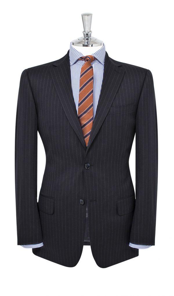 work suit for men, slim fit bespoke suit