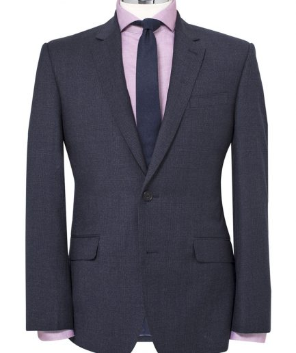 Mes suit dark grey, make to order