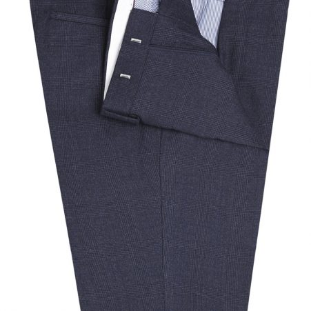 Shop mens dark grey cotton suit trouser, build customized suit trouser online. Lattest design & style