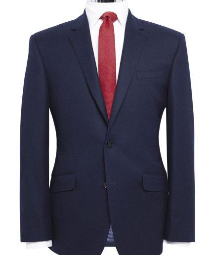 2 button suit, navy blue fabrics, bespoke mens suit wear